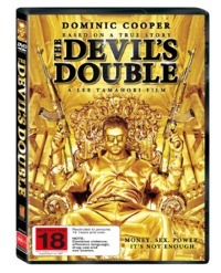 The Devil's Double on DVD image