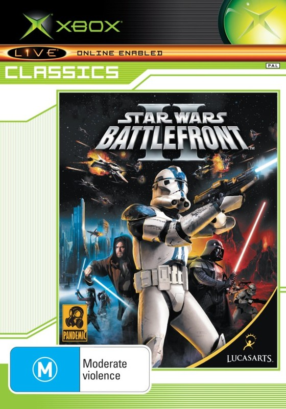 Star Wars Battlefront II for Xbox