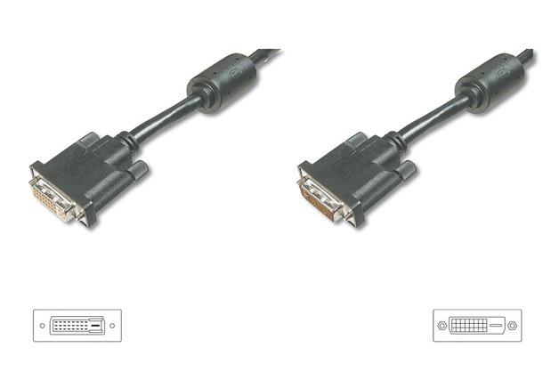 Digitus DVI-D Extension Cable - 5M