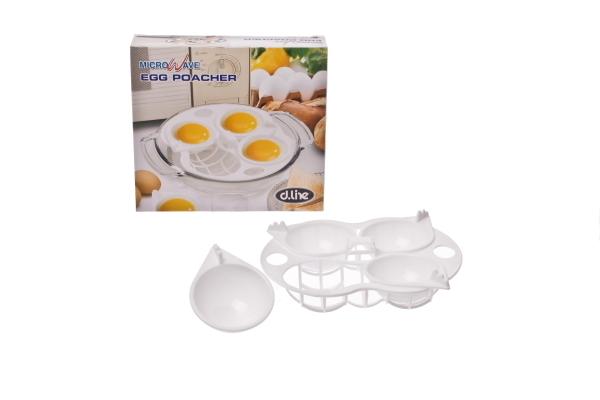 Microwave Egg Poacher