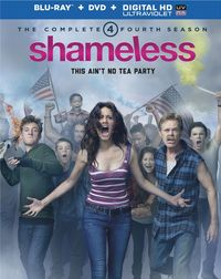 Shameless - The Complete Fourth Season on Blu-ray image