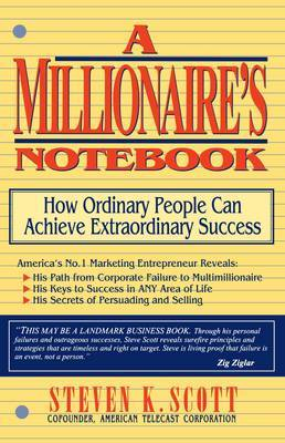 Millionaire's Notebook by Steven K Scott image