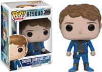 Star Trek: Beyond - Chekov (Survival Suit) Pop! Vinyl Figure