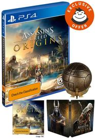 Assassin's Creed Origins Apple of Eden Edition for PS4