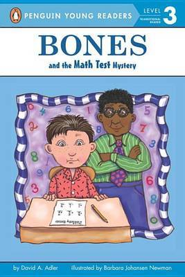 Bones and the Math Test Mystery by David A Adler