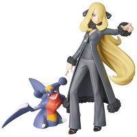 Pokemon PPP: Cynthia & Garchomp - PVC Figure