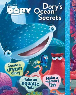 Disney Pixar Finding Dory Dory's Ocean Secrets by Parragon Books Ltd image