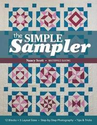 The Simple Sampler by Nancy Scott image