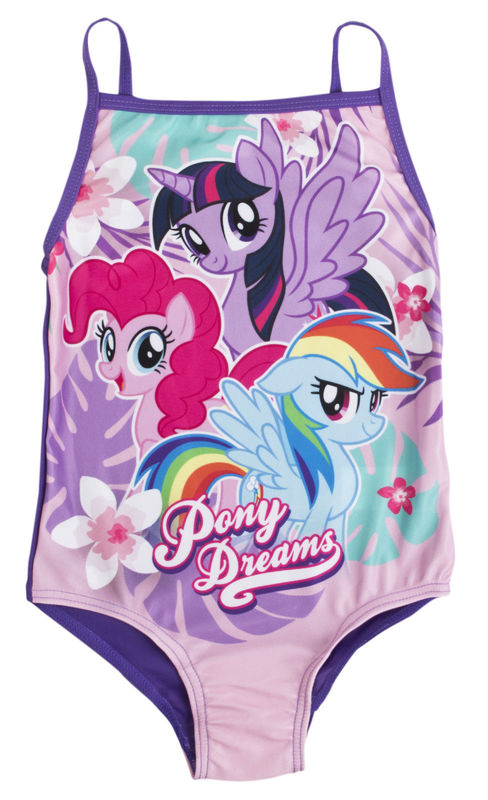 My Little Pony: Pony Dreams - Girls Swim Suit (2-3 Years)