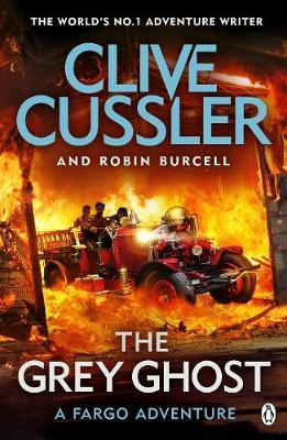 The Grey Ghost by Clive Cussler
