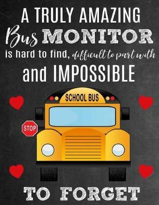A Truly Amazing Bus Monitor Is Hard To Find, Difficult To Part With And Impossible To Forget by Sentiments Studio