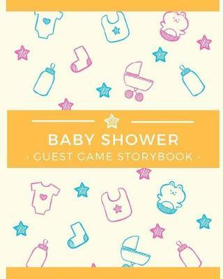 Baby Shower Guest Game Storybook by Bump Game Publishing