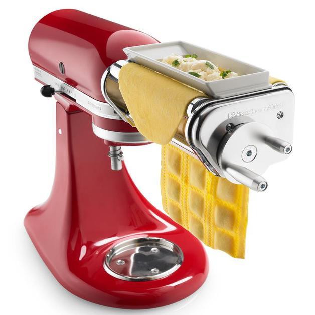 KitchenAid: Ravioli Roller Attachment