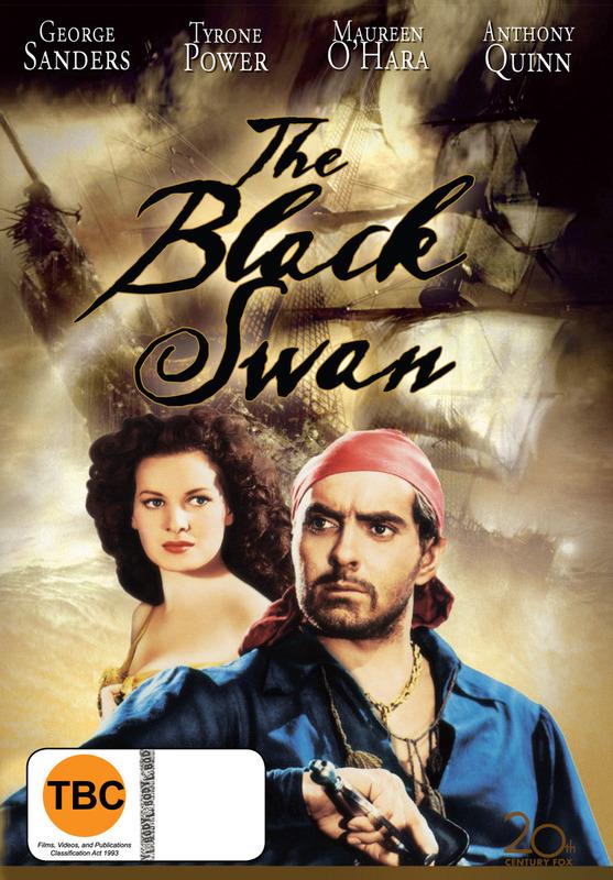 The Black Swan on DVD
