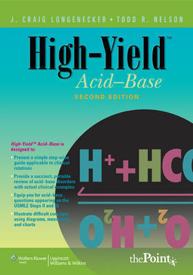 High-yield Acid-base by J. Craig Longenecker