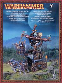 Warhammer Empire Celestial Hurricanum / Luminark of Hysh