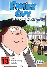 Family Guy - Season 9 (3 Disc Set) DVD