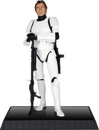 Star Wars Han Solo Stormtrooper Deluxe 1/6 Statue