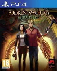 Broken Sword 5: The Serpent's Curse for PS4