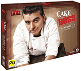 Cake Boss Collector's Set on DVD