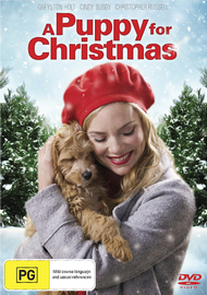 A Puppy For Christmas on DVD