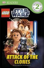 DK Readers L2: Lego Star Wars: Attack of the Clones by Elizabeth Dowsett image