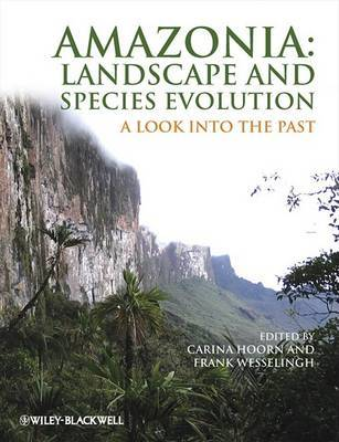 Amazonia: Landscape and Species Evolution image
