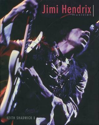 Jimi Hendrix by Keith Shadwick