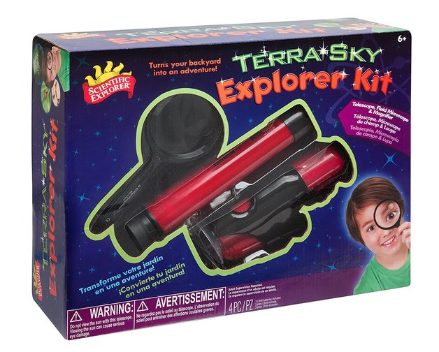 Scientific Explorer: Terra Sky Explorer Kit