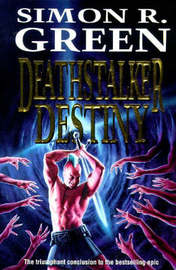 Deathstalker Destiny by Simon R Green image