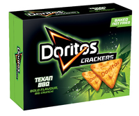 Doritos: Crackers - Texas BBQ (160g)