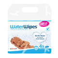 WaterWipes Baby Wipes Value Pack (4 Pack - 240 Wipes)