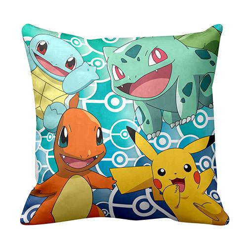Pokemon: Cushion - Kanto (Green)