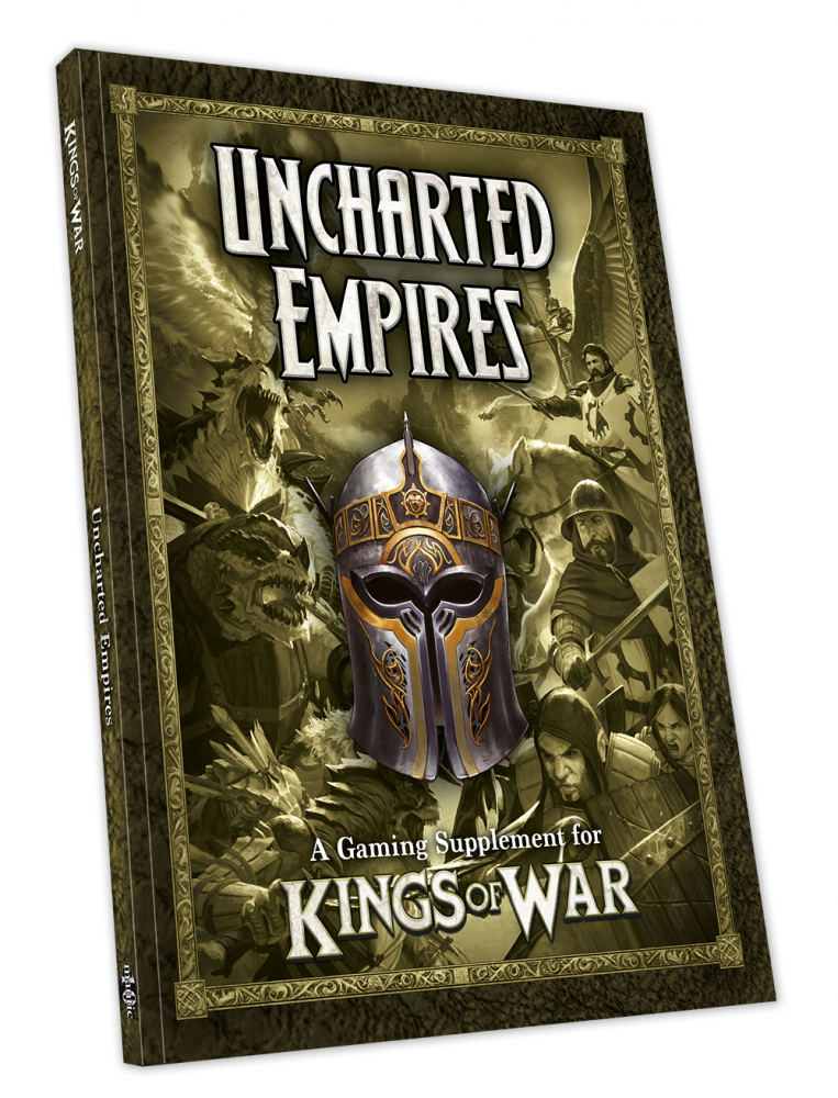 Kings of War 3rd Edition : Uncharted Empires image