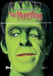 The Munsters - Complete Season 2 (6 Disc Set) on DVD