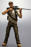 Uncharted 3 Play Arts Kai Action Figure - Nathan Drake images, Image 6 of 7
