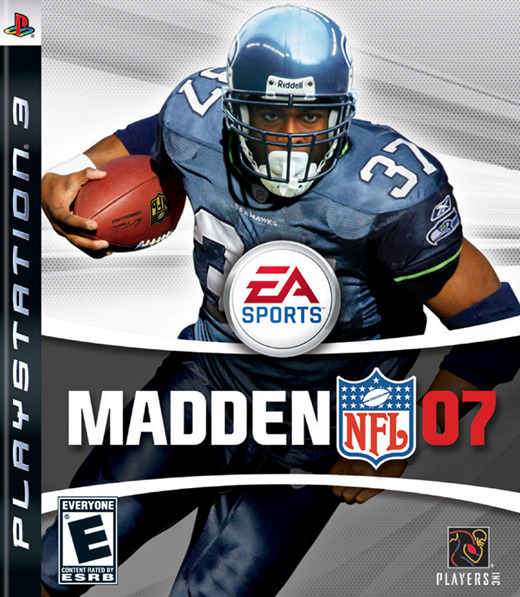 Madden NFL 07 for PS3