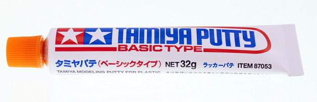 Tamiya Tube Putty - Basic Type