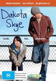 Dakota Skye on DVD