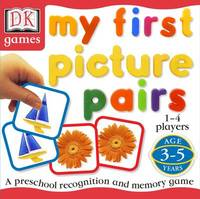 My First Picture Pairs: A Preschool Recognition and Memory Game image