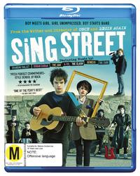 Sing Street on Blu-ray