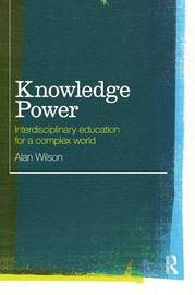 Knowledge Power by Alan Wilson image