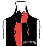 DC Comics Harley Quinn Costume Apron