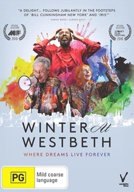 Winter At Westbeth on DVD
