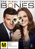 Bones: The Final Chapter (Season 12) DVD