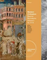Western Civilization: v. 1 by Thomas F.X. Noble image