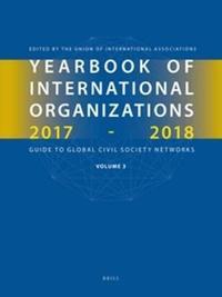 Yearbook of International Organizations 2017-2018, Volume 3
