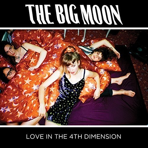 Love In The 4th Dimension by Big Moon image