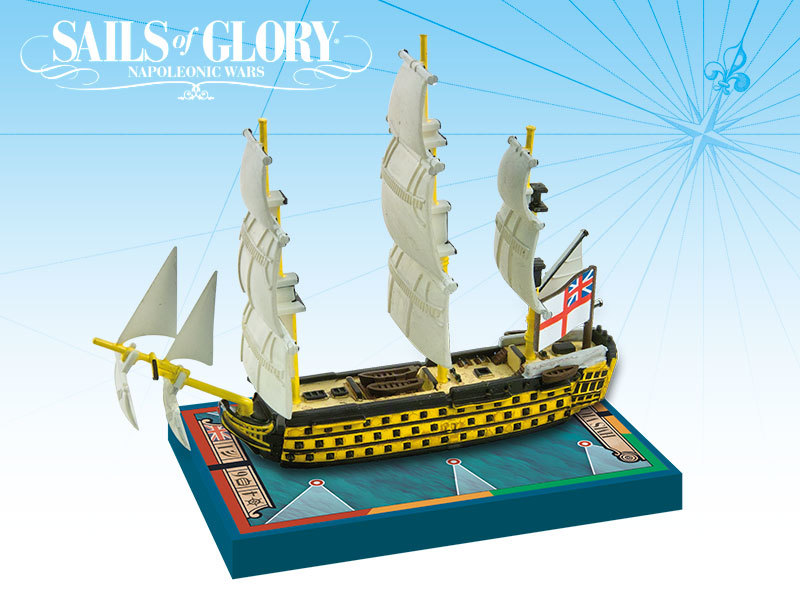 Sails of Glory - HMS Victory 1765 (1805) image