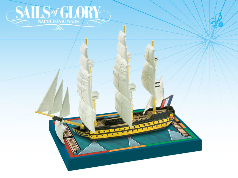 Sails of Glory - Neptune 1803 / Ville de Varsovie image